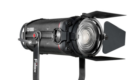 Fillex Q1000 LED video lighting