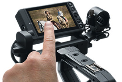 Canon C200 touch AF
