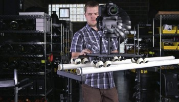 Hi-Hat Slider Dolly by Romans Cine Gear
