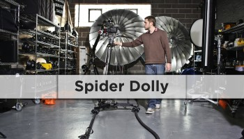 PortaJib 3-leg Spider Dolly